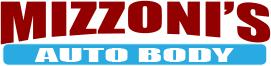 Mizzoni's Auto Body logo